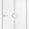 Ламинированная Межкомнатная дверь Горизонт 2 груша 1