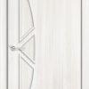 Ламинированная межкомнатная дверь Стандарт 2 белый 2