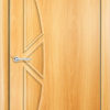 Ламинированная межкомнатная дверь Лоза груша 2