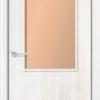 Ламинированная межкомнатная дверь Фантазия белый 1