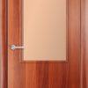 Ламинированная межкомнатная дверь Лето белёный дуб 2