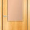 Ламинированная межкомнатная дверь Цитадель итальянский орех 2