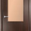 Ламинированная межкомнатная дверь Камила груша 2