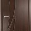 Ламинированная межкомнатная дверь Лоза итальянский орех 2