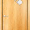 Ламинированная межкомнатная дверь Катана груша 2