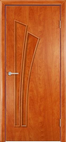 Ламинированная межкомнатная дверь Ветка груша 3