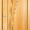 Ламинированная межкомнатная дверь Магия груша 2