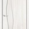 Ламинированная межкомнатная дверь Геометрия итальянский орех 1