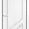 Ламинированная межкомнатная дверь Лабиринт венге премиум 1