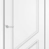 Ламинированная межкомнатная дверь Афина груша 2