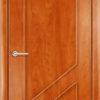 Ламинированная межкомнатная дверь Камила итальянский орех 2