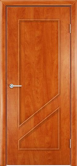 Ламинированная межкомнатная дверь Жасмин груша 3