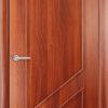 Ламинированная межкомнатная дверь Тифани 2 итальянский орех 1