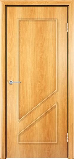 Ламинировананя межкомнатная дверь Жасмин миланский орех 3
