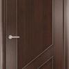 Ламинированная межкомнатная дверь Катана белый 2