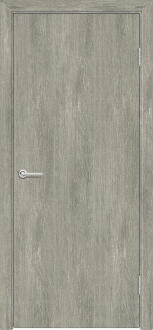 Межкомнатная дверь G гладкая дуб седой 3