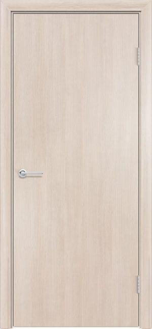 Межкомнатная дверь G гладкая лиственница кремовая 3