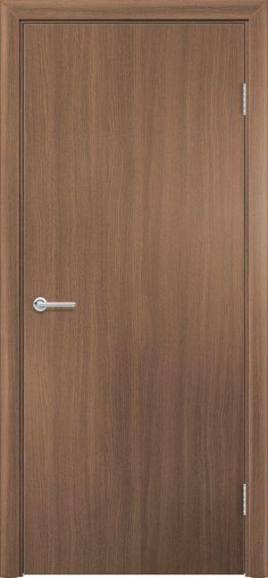 Межкомнатная дверь G гладкая орех королевский 3