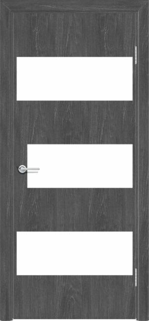 Межкомнатная дверь G 10 дуб графит 3