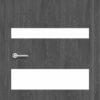 Межкомнатная дверь G 1 дуб корица 1