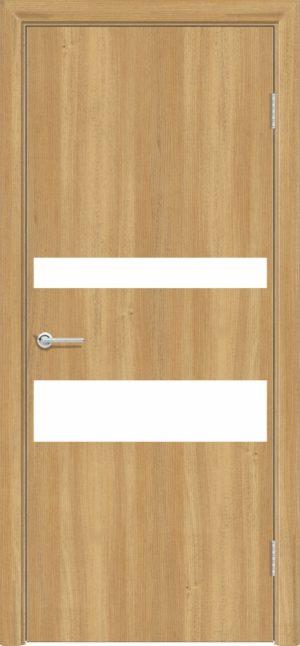 Межкомнатная дверь G 12 лиственница золотистая 1