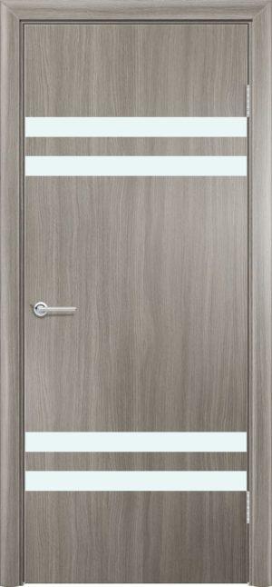 Межкомнатная дверь G 13 дуб дымчатый 1