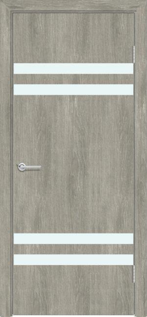Межкомнатная дверь G 13 дуб седой 3