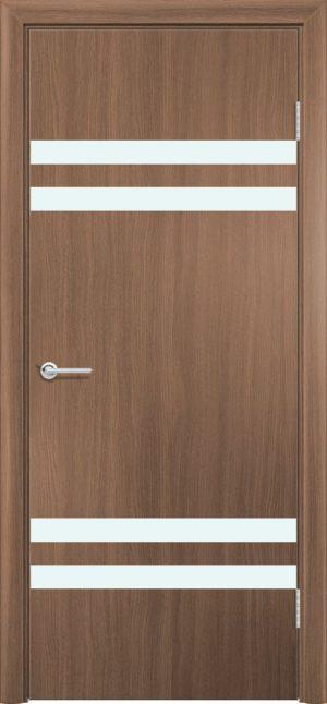 Межкомнатная дверь G 13 орех королевский 3