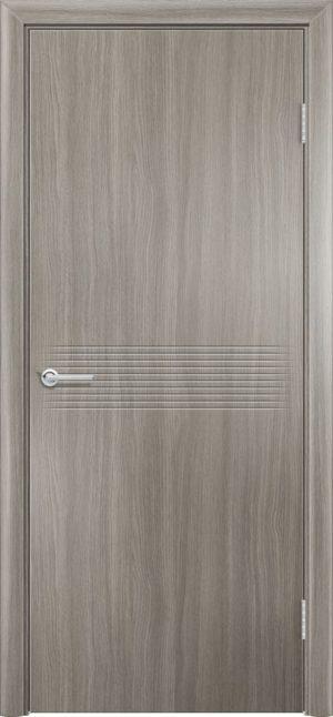 Межкомнатная дверь G 21 дуб дымчатый 3