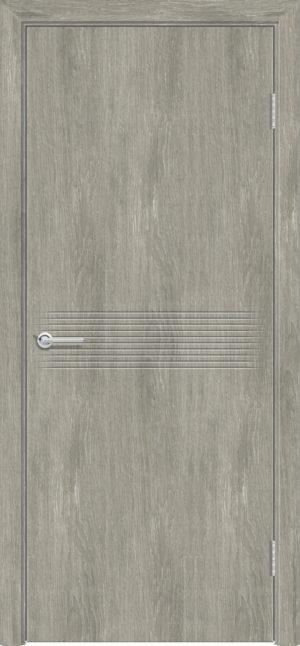 Межкомнатная дверь G 21 дуб седой 3