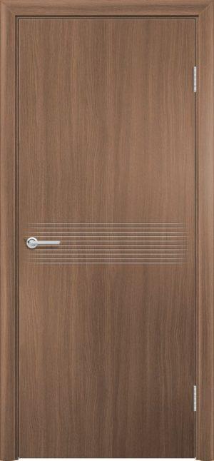 Межкомнатная дверь G 21 орех королевский 3