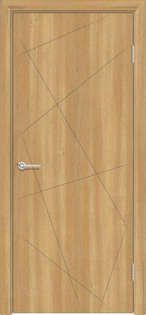 Межкомнатная дверь G 23 лиственница золотистая 3