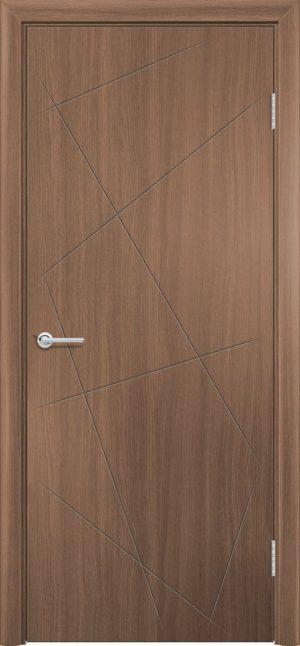Межкомнатная дверь G 23 орех королевский 3
