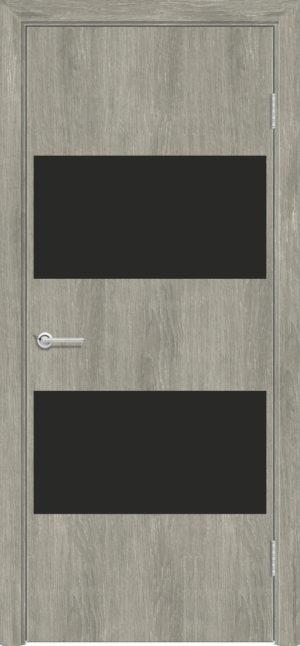 Межкомнатная дверь G 3 дуб седой 3