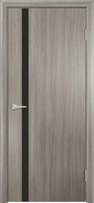 Межкомнатная дверь G 7 дуб дымчатый 3