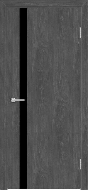Межкомнатная дверь G 7 дуб графит 3