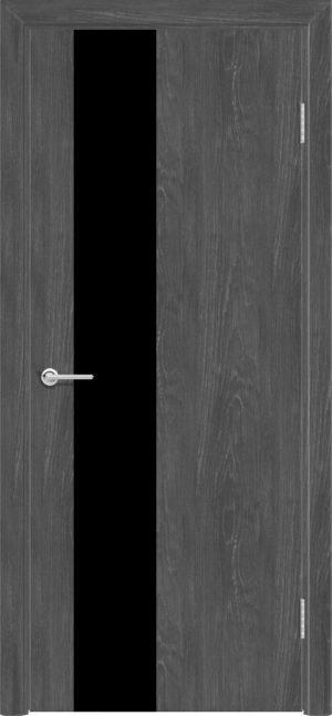Межкомнатная дверь G 8 дуб графит 3
