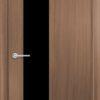 Межкомнатная дверь ПВХ G 13 дуб графит 2
