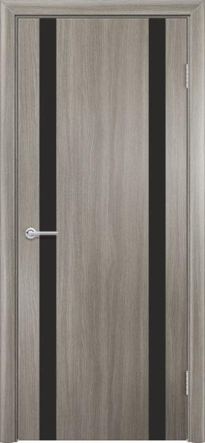 Межкомнатная дверь G 9 дуб дымчатый 3