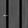 Межкомнатная дверь G 23 орех королевский 1