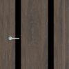 Межкомнатная дверь G 10 дуб графит 1