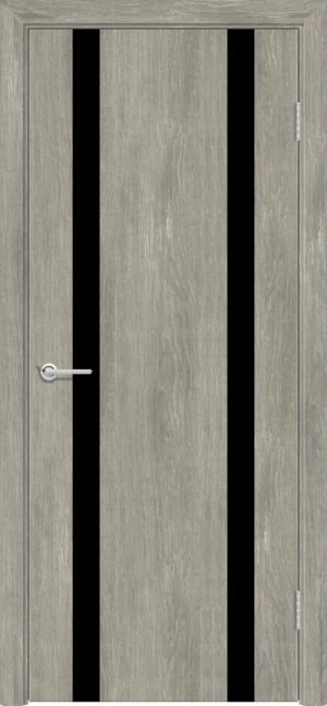Межкомнатная дверь G 9 дуб седой 3
