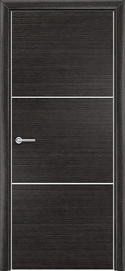 Межкомнатная дверь Q 1 венге 1