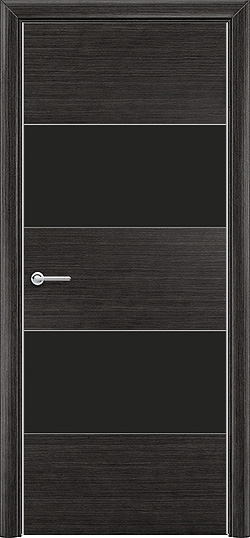 Межкомнатная дверь Q 3 венге 3
