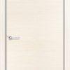 Межкомнатная дверь экошпон Q 2 серый 1