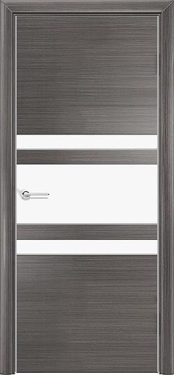 Межкомнатная дверь Q 6 серый 2