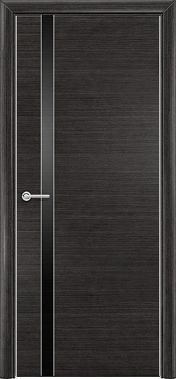 Межкомнатная дверь Q 7 венге 1