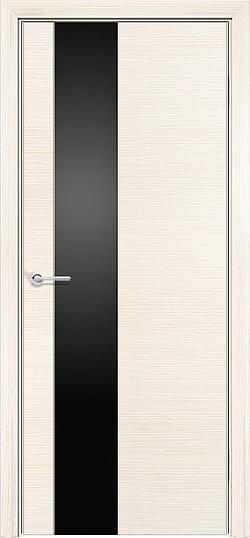 Межкомнатная дверь Q 8 беленый дуб 3