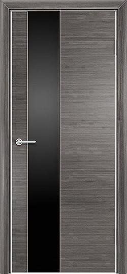 Межкомнатная дверь Q 8 серый 1