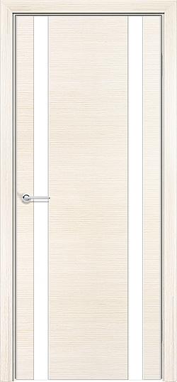 Межкомнатная дверь Q 9 беленый дуб 3